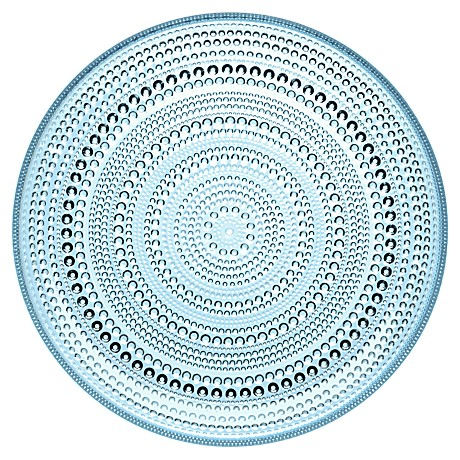 Lėkštė 248 mm melsva | light blue