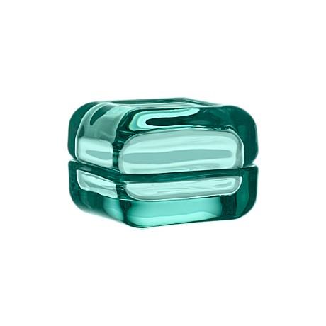 Dėžutė 60x60 mm vandens žalumo | water green