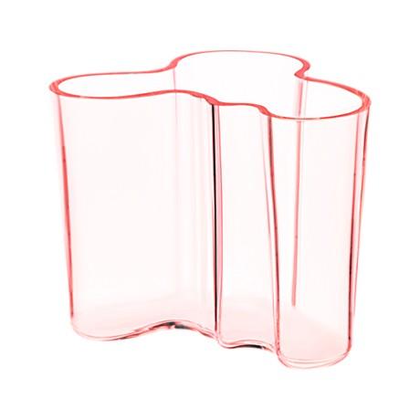 Vaza 120 mm lašišos rausvumo | salmon pink