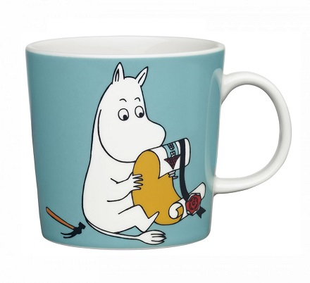 Puodelis 0,3 L, Moomintroll