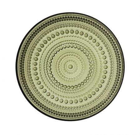 Lėkštė 170 mm samanų žalia | moss green