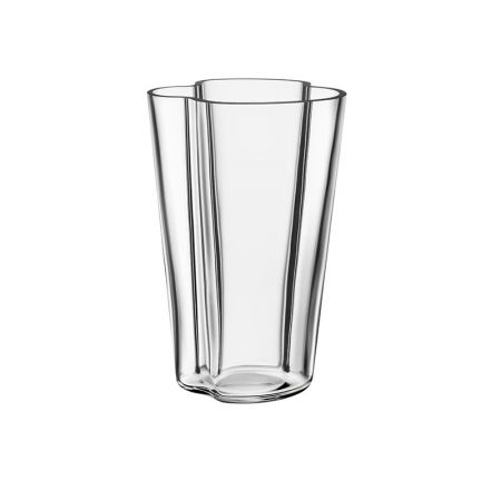 Vaza 220mm skaidri | clear