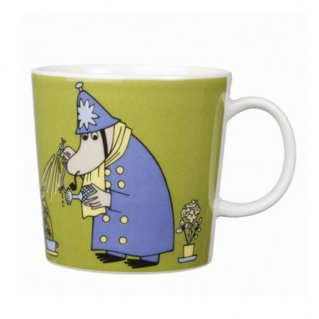 Moomin puodelis 0,3 L Inspector