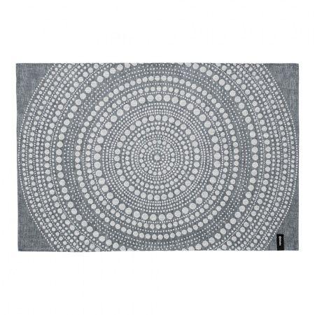 Rankšluostėlis 47x70 cm tamsiai pilkas | dark grey
