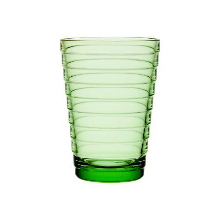 Aino Aalto stiklinė 330ml 2vnt. obuolio žalumo | apple green