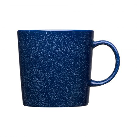 Puodelis 0,3 L taškuotas mėlynas | dotted blue