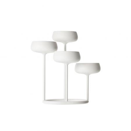 Žvakidė 251x263 mm balta   white