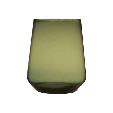 Stiklinė 350 ml samanų žalia 2 vnt. | moss green
