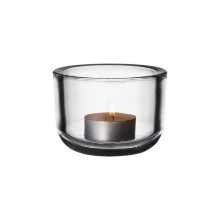 Žvakidė 60mm skaidri | clear
