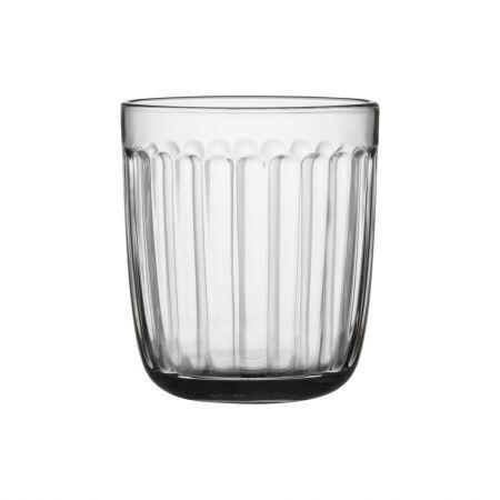 Stiklinė 260 ml 2 vnt. skaidri | clear