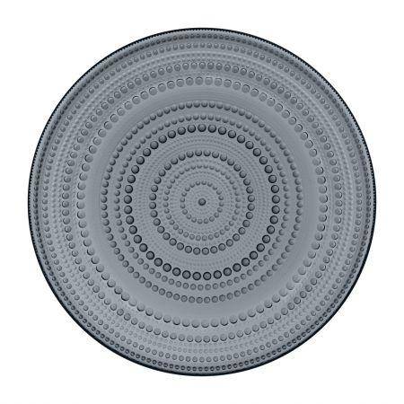 Lėkštė 315 mm tamsiai pilka | dark grey