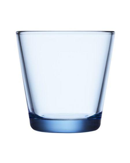 Stiklinė 210 ml 2 vnt. vandens melsva | aqua