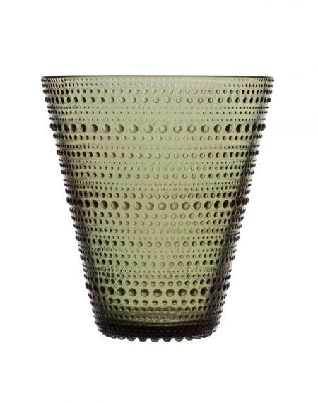 Vaza 154 mm samanų žalia | moss green