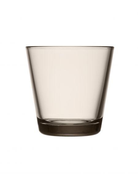 Stiklinė 210 ml 2 vnt. lino   linen
