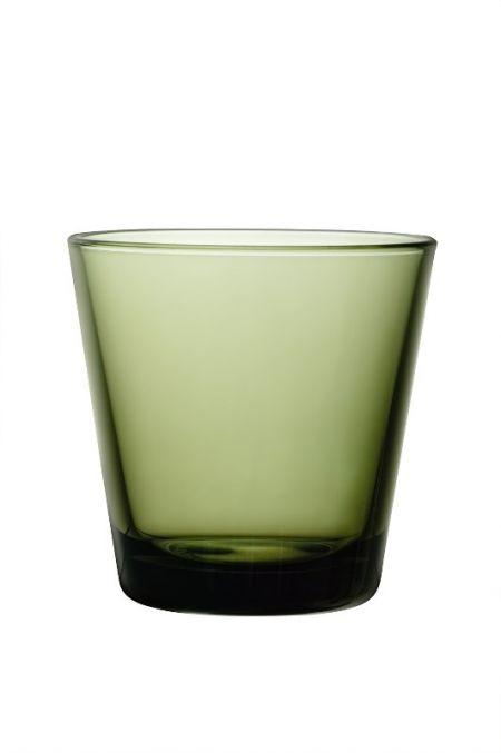 Stiklinė 210 ml 2 vnt. samanų žalia | moss green