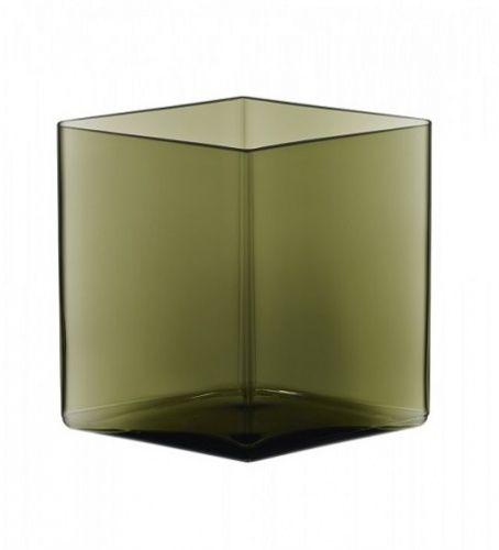 Vaza 205x180 mm samanų žalia | moss green